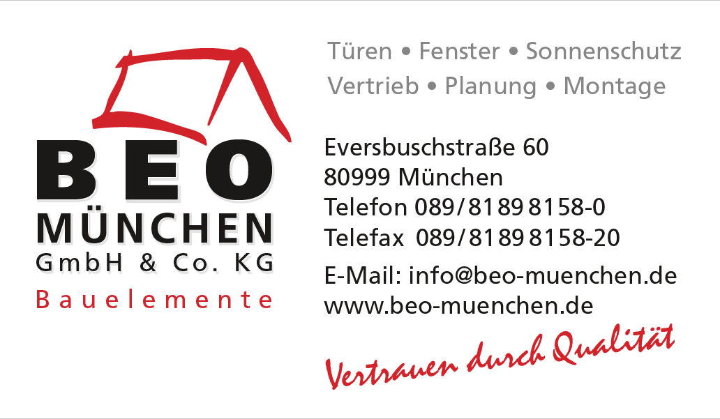 Logo BEO Muenchen