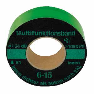 Multifunktionsband MULTI 3 E plus